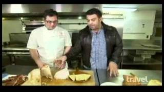 The Brown Hotel / The English Grill - Man Vs Food