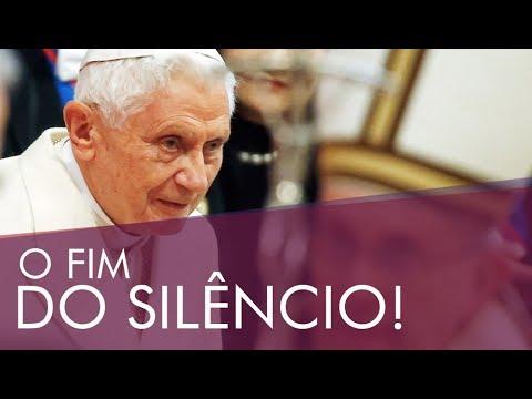 EXPLOSIVO DIAGNÓSTICO DE BENTO XVI DENUNCIA A FALSA IGREJA DE FRANCISCO