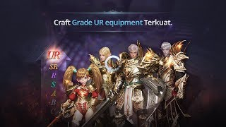 Lineage 2 Revolution Indonesia - NUSANTARA - YUK TEMPA UR, SR Level 40 atau 30 No Problem :) - Stafaband