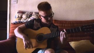 Abel Ruiz - Caraluna Cover (Los Bacilos)