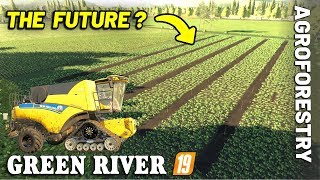IS THIS THE FUTURE OF ARABLE FARMING? | Green River Farming Simulator 19 - Episode 3