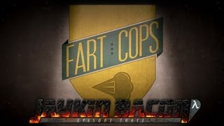 Jaykin' Bacon Episode 3: Fart Cops