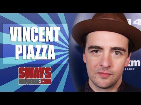 Vincent Piazza Talks