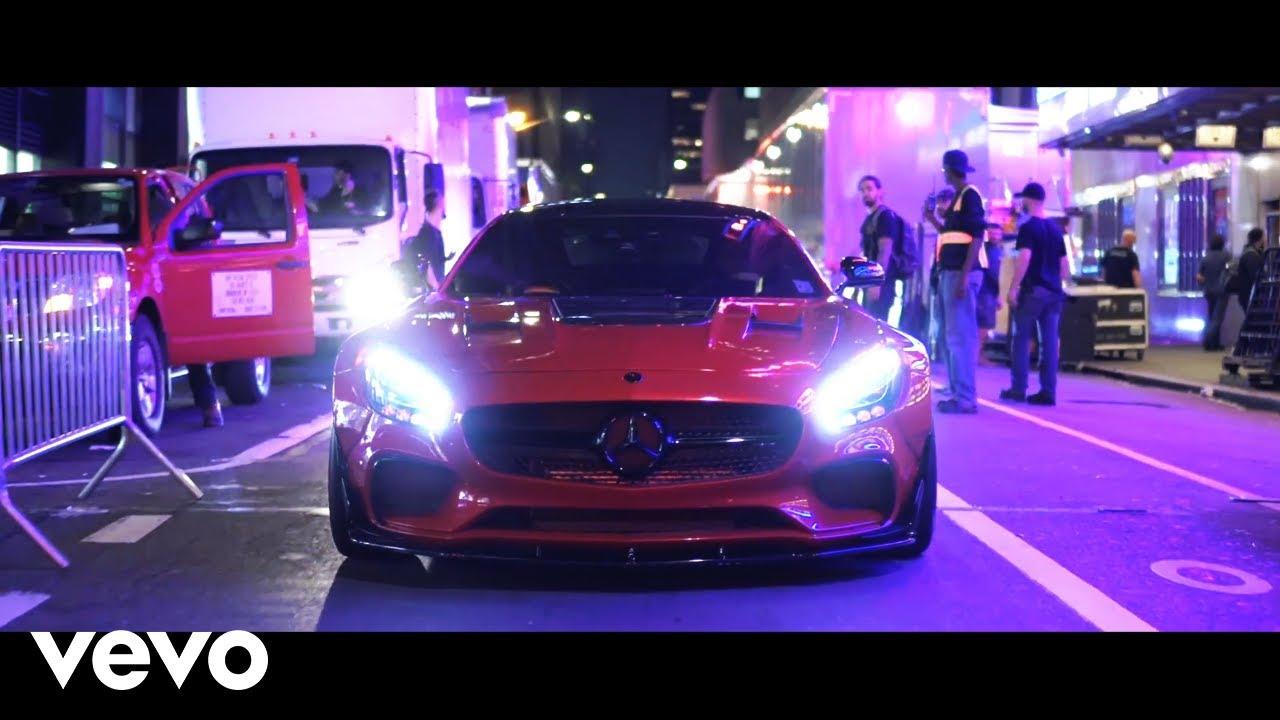 Night Lovell - THE SUN / AMG & GTR Showtime