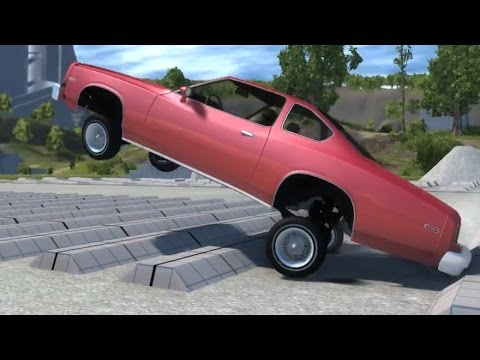 Lowrider Bruckolet Moonte Hawko! - BeamNG.drive