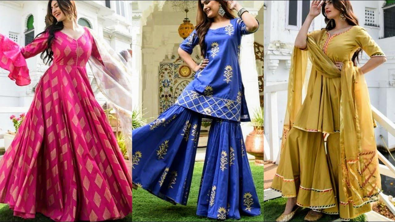 Eid 2020 Suit Designs   New Suit Designs For Eid/Party Wear   Eid Ul Adha Suit Ideas