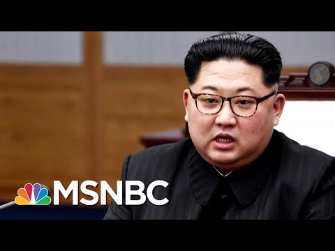 North Korea Reportedly Pulling Out Of High-Level Talks With South Korea | Velshi & Ruhle | MSNBC