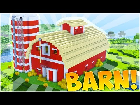 FIXING OUR FOOD CRISIS! *FOOD BARN* | Minecraft Factions #14