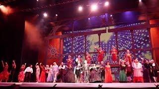 2018.10.16法國音樂劇《搖滾莫札特》謝幕(附歌詞字幕) Mozart L'opéra rock in Taipei — curtain call