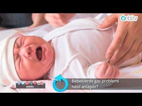 Bebeklerde gaz problemi nasıl anlaşılır?