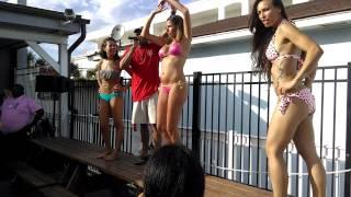 Bikini contest/windjammer isle of palms sc