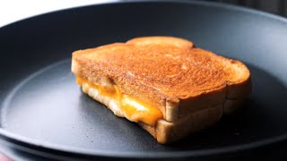 The only Grilled Cheese Recipe You'll Ever Need
