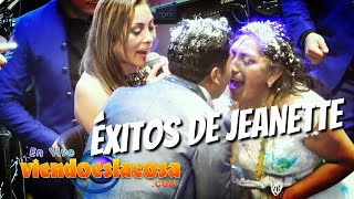 VIDEO: MIX JEANETTE (Salón Videcar)