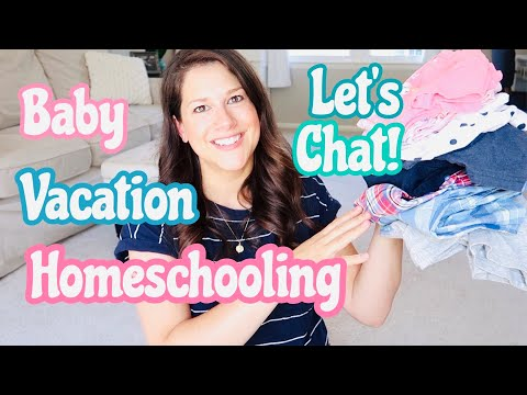Let's chat || HOMESCHOOL, 20 WEEK UPDATE PREGNANCY, SUMMER VACATION AND MORE