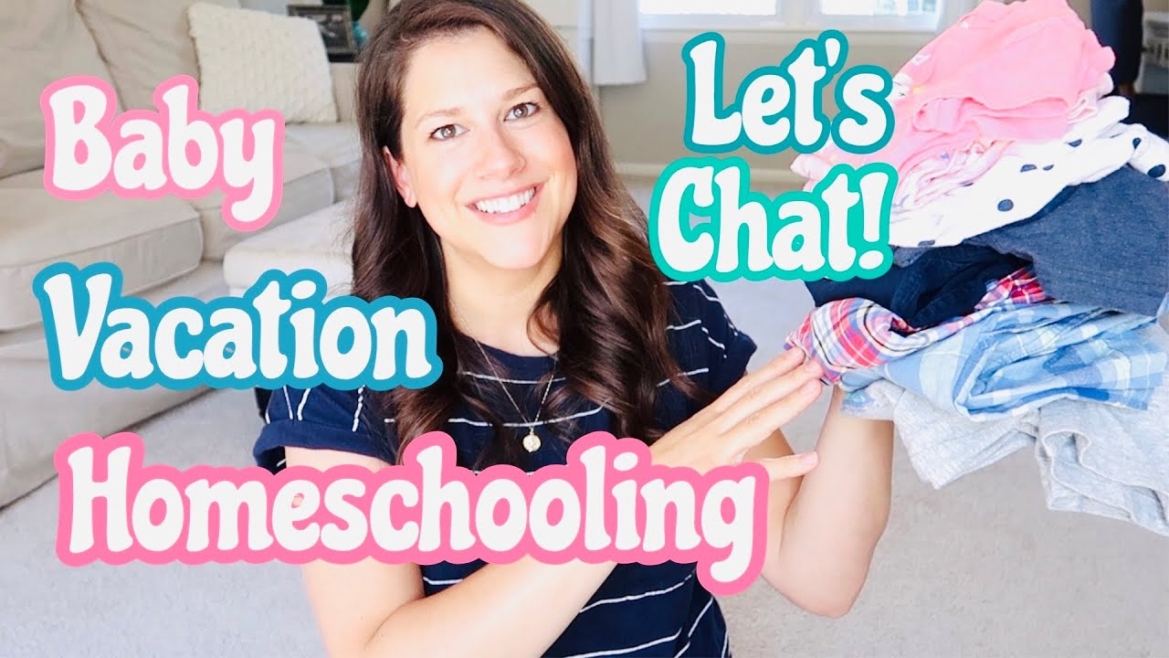 Let's chat    HOMESCHOOL, 20 WEEK UPDATE PREGNANCY, SUMMER VACATION AND MORE