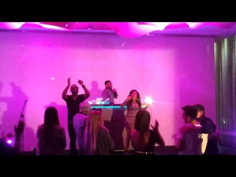 Lumidee - Dance Live at Nhow Berlin 04.09.2013