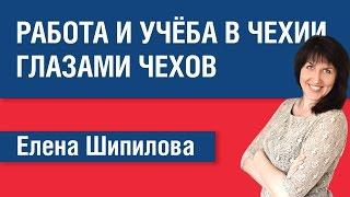 Работа и учеба в Чехии глазами чехов. Елена Шипилова.