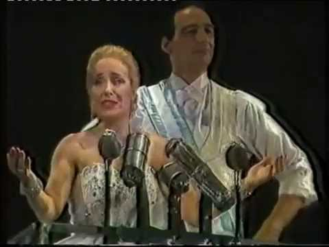 Don't Cry For Me Argentina, Evita - Israel Cast