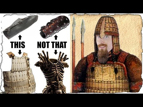 Leather And Bone Armor - Not Just Fantasy!