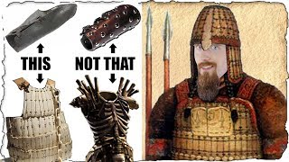 Leather and Bone Armor - Not Just Fantasy! thumbnail