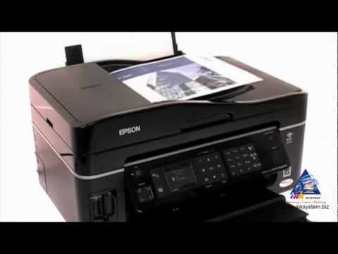 DRIVERS UPDATE: EPSON OFFICE TX600FW