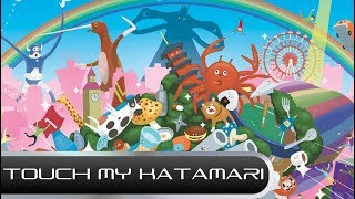Touch My Katamari (PS Vita Gameplay)