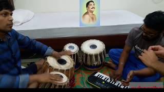 how to play tabala tum to thehre paradeshi sath kay nibhaoge