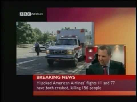 Ehud Barak nearly says explosions caused 9/11