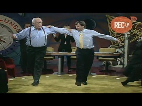 Anthony Quinn en Viva el Lunes (1997)