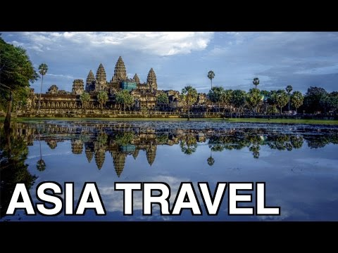 Destinations and tips for traveling in Asia