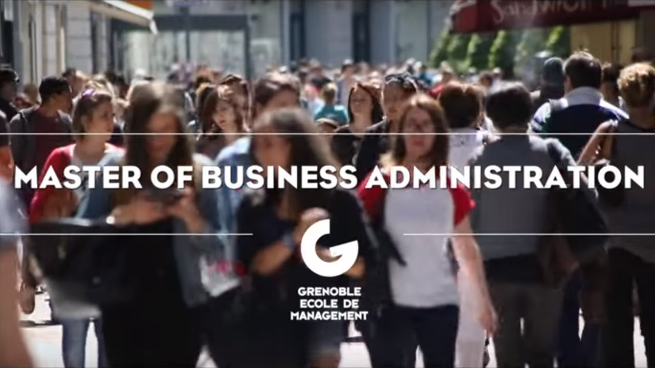 mba master of business administration grenoble ecole de management