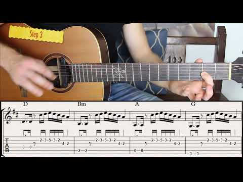 how-to-play-licks-between-chords-on-acoustic-guitar-in-5-steps