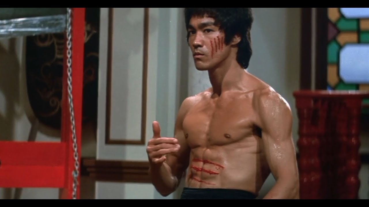 Bruce Lee Revenge Of The Dragon