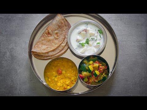 faire-un-thali-indien-complet-et-rapide-₪-pankaj-sharma