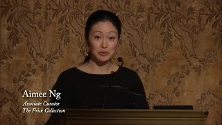 "Aimee Ng: ""truth And Fiction In Italian Renaissance Portraiture"""
