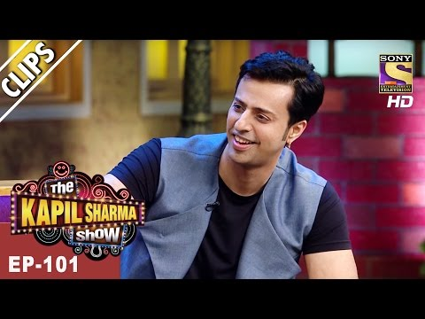 Kapil's funny Ride With Salim Sulaiman- The Kapil Sharma Show - 29th Apr, 2017