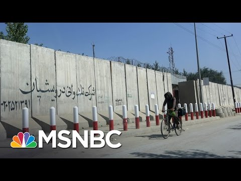 Why The American University In Kabul Is A Target | MSNBC