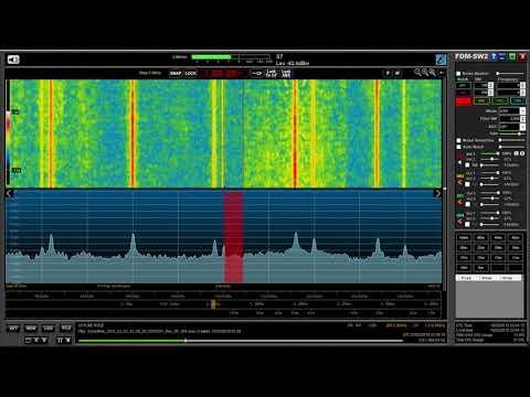 Medium wave DX: WMVP ESPN Chicago 1000 kHz, copied in Oxford UK