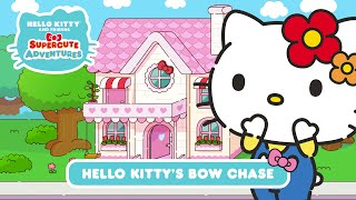 Hello Kitty's Bow Chase  Hello Kitty and Friends Supercute Adventures