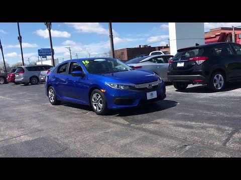 2016 Honda Civic Sedan near me Elmhurst, Carol Stream, Bloomingdale, Itasca, Hinsdale, IL P4058