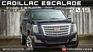 2019 CADILLAC ESCALADE Review Rendered Price Specs Release Date
