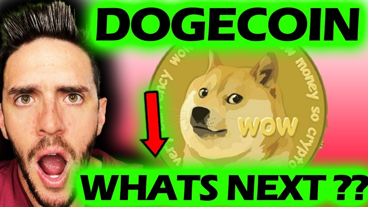 DOGECOIN!!!?? WHATS NEXT??!!! 🚀🚀🚀🚀🚀🚀 #DOGE #DOGECOIN - YouTube