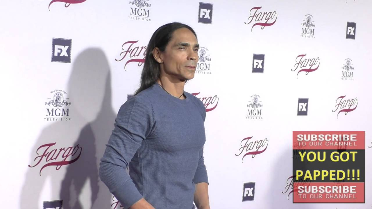 zahn mcclarnon at the for your consideration event for fx s fargo at
