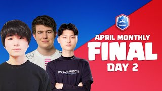 Clash Royale League 2021 | April Monthly Final | Day 2