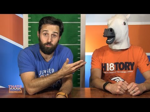 Broncos Beat Raiders - 16-10