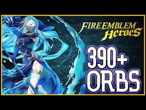 [Fire Emblem Heroes] Performing Arts Banner 390+ ORBS