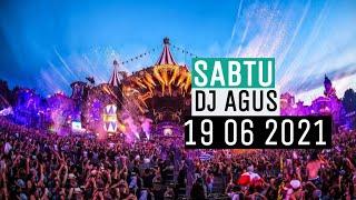 DJ AGUS TERBARU SABTU 19-06-2021 HBI   BANJARMASIN   FULL BASS