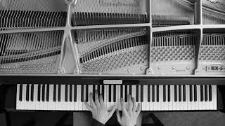 Radiohead –Black Star (Piano Cover by Josh Cohen)