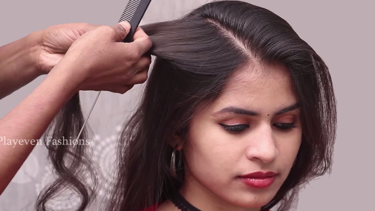 Trendy Party Hairstyles For Long Hair Latest Hairstyle 2018 For Girls College Girls Hairstyles