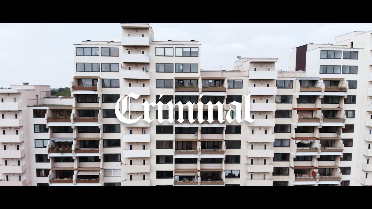 KRONKEL DOM - CRIMINAL (PROD. BROKEASFBEATS)